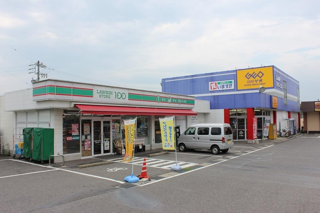 【コンビニ】ローソンストア100知多新知店