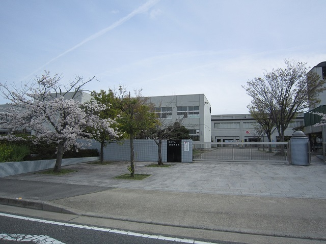 【中学校】☆福岡中学校☆