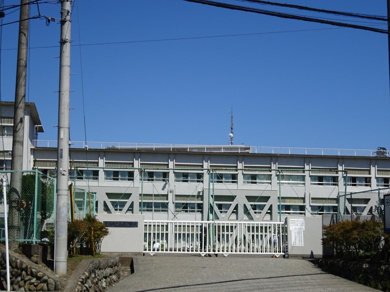 【中学校】青梅市立第二中学校