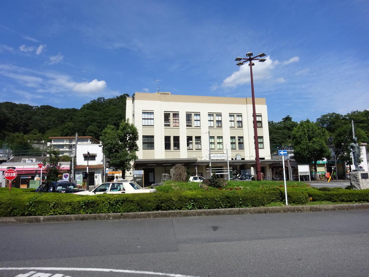 【駅】JR青梅線 青梅駅 徒歩約20分(約1600m)
