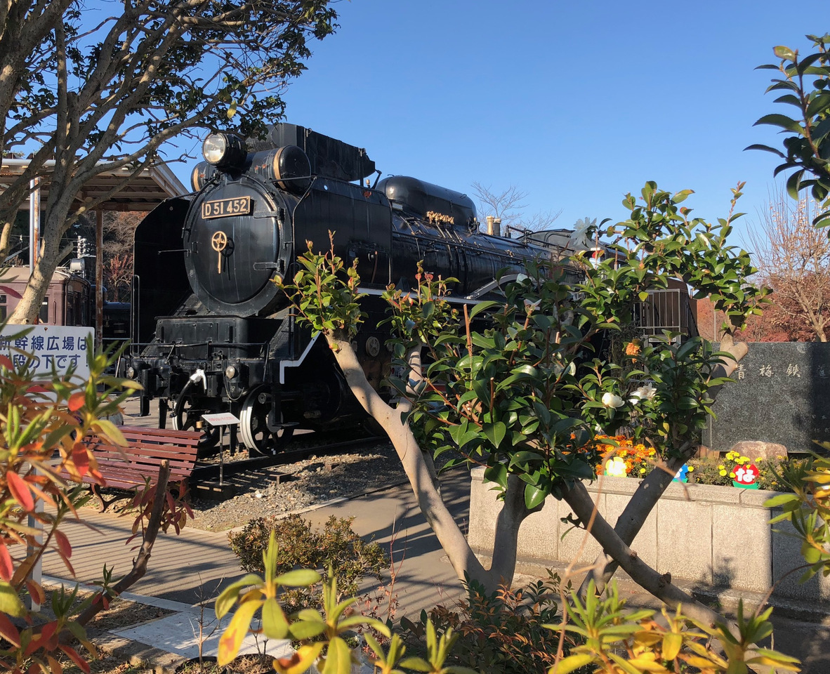 【公園】青梅市人気のレジャースポット。土日は鉄道好きなお子様からご年配の方まで沢山の人で賑わっている。入園料小学生以上1名様100円。SLや新幹線電車等の等身大の模型やジオラマがあり1日楽しめるスポット