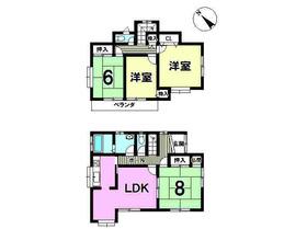 ●津島市中一色町清光坊 中古一戸建て