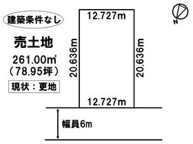 北海道苫小牧市ときわ町2丁目21-14 の売買土地物件詳細はこちら