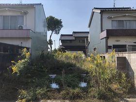 ●愛西市鰯江町 建築条件なし土地