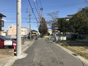 ●大治町鎌須賀字川畔 建築条件なし土地