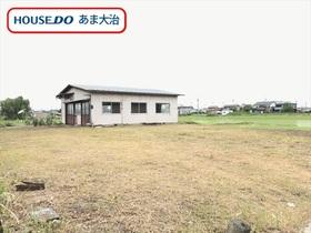 あま市七宝町遠島上江越 建築条件なし土地