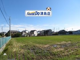 津島市唐臼町 建築条件なし土地