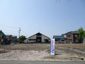津島市中地町 4号地 建築条件なし土地