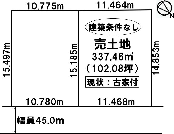 北海道苫小牧市花園町4丁目13-632 JR室蘭本線(長万部・室蘭~苫小牧)[青葉]の売買土地物件詳細はこちら