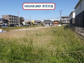 大治町西條城前田 全4区画 4号地 建築条件なし土地