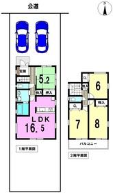 ○ファーストタウン 第1 津島市江西町4丁目 全1棟 新築一戸建て
