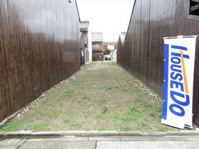 名古屋市港区魁町1丁目 建築条件なし土地