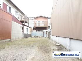 ●名古屋市港区東築地町 建築条件なし土地