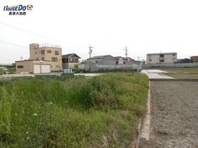 大治町東條字郷前 建築条件なし土地