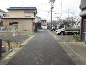 蟹江町学戸1丁目 建築条件なし土地