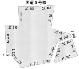小樽市蘭島1丁目土地/小樽市 画像2