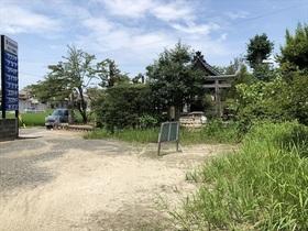 津島市葉苅町 建築条件なし土地