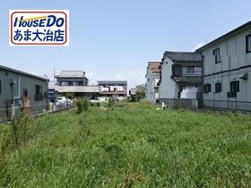 あま市七宝町沖之島十八 建築条件なし土地