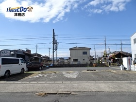 ●津島市瑞穂町 建築条件なし土地
