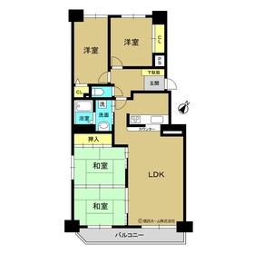 リーセント大麻三番通南東館/江別市 画像3