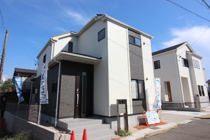 知多市八幡字儀七山 新築戸建 2区画 1号棟 2019年7月11日撮影しました!物件現況は随時更新しております。