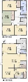 江別市野幌美幸町住宅/江別市 画像3