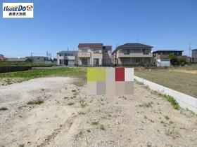 あま市新居屋八島 全2区画 A区画 建築条件なし土地