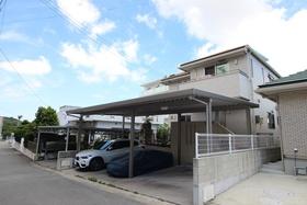 区画整理地区のため宅地、道路がきれい!高台立地物件・南向きLDK・バルコニー・トイレ洗面所が2ヵ所!