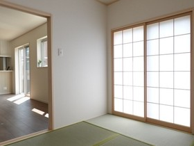 あま市第1新居屋鶴田 全5棟 5号棟 新築一戸建て