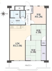 東カン中の島パークサイドマンション/札幌市豊平区 画像2