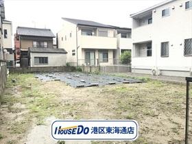 ●名古屋市港区宝神町会所裏 建築条件なし売土地