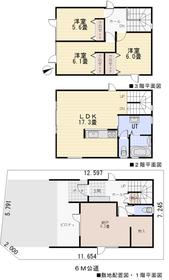 豊平区月寒東五条19丁目新築B棟/札幌市豊平区 画像2
