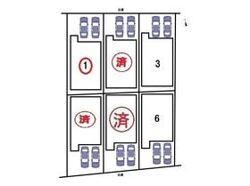 ●○プロスタイルヴィラ 名古屋市中川区野田2丁目 全6棟 1号棟 中古戸建