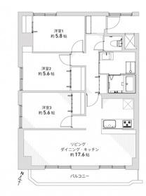 札幌グランドハイツ・札幌グランドビル/札幌市東区 画像2