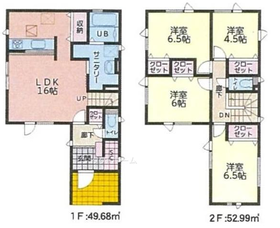 西区八軒十条西2丁目住宅3号棟/札幌市西区 画像2