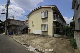 【外観写真】 上福岡駅まで徒歩5分(約350m)なので便利ですね♪