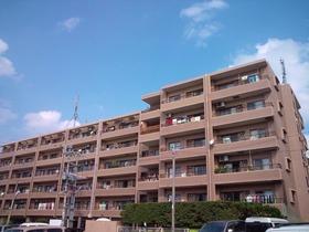【外観写真】 現在賃貸中のオーナーチェンジ物件!6階建ての5階部分・専有面積約72平米の4LDK・ペット可能!