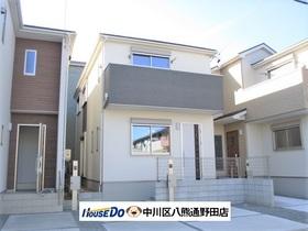 リナージュ 名古屋市中川区助光2丁目 全4棟 2号棟 新築一戸建て
