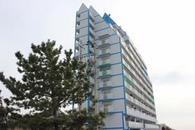 【外観写真】 ユーハウス大野海岸  13階建 3階部分  4LDK