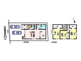 リナージュ 愛西市須依町19-1期 全1棟 新築一戸建て