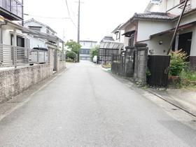 あま市篠田陰島 建築条件なし土地