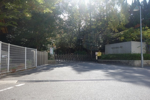 小学校徒歩約14分(約1100m)m