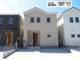 リーブルガーデン 名古屋市南区六条町 全4棟 3号棟 新築一戸建て