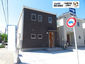 リーブルガーデン 名古屋市南区六条町 全4棟 4号棟 新築一戸建て