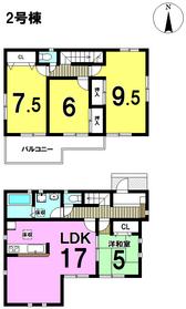 リナージュ 名古屋市南区源兵衛町19-1期 全3棟 2号棟 新築一戸建て