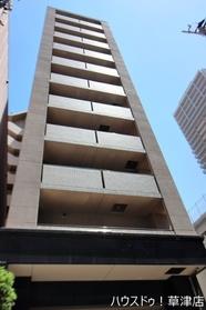 【外観写真】 オーナーチェンジ物件・賃貸中・想定利回り6.04%・駅徒歩2分・9F角住戸・二面バルコニー・床暖房