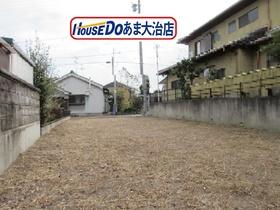 あま市木田小島 建築条件なし土地
