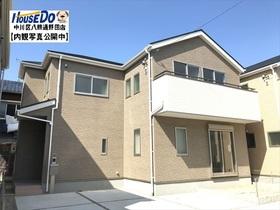 リーブルガーデン 名古屋市中川区横前町 全8棟 3号棟 新築一戸建て