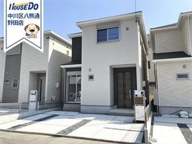 第3名古屋市中川区供米田2丁目 全5棟 4号棟 新築一戸建て