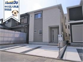 第3名古屋市中川区供米田2丁目 全5棟 5号棟 新築一戸建て